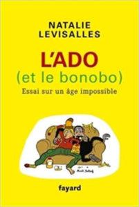 L'ado et le bonobo Nathalie Levisalles