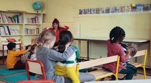 Massage MISA à l'école